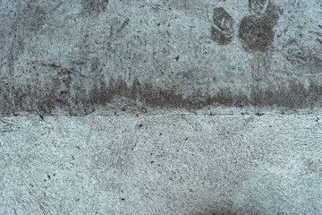 Wall Mural - Rough concrete surface background
