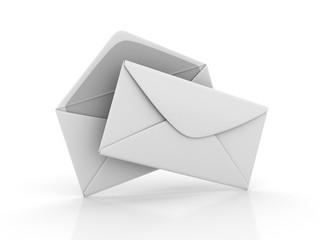 3D Envelopes - High Quality 3D Rendering