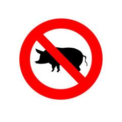 Schweinefleischverbot