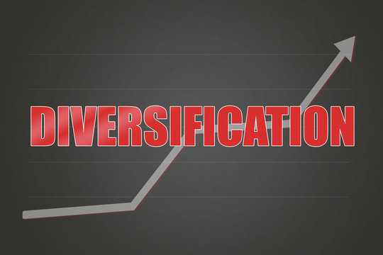 stock exchange technical terms - Diversification