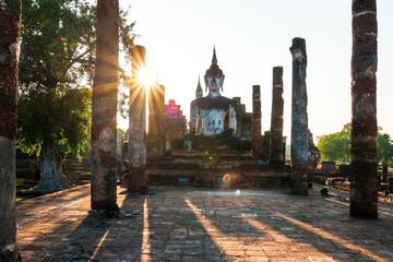 Sukhothai historical park, Sukhothai, Thailand.