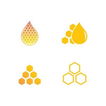Honeycomb ilustration