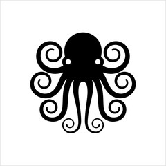 Octopus Icon, Octopus