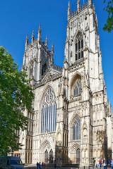 England - York - St. Peter Church