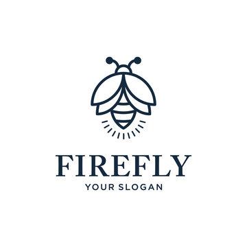 firefly logo design inspiration