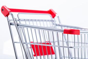 Shopping cart in detail