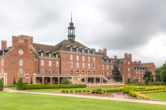 Student Union Building at Oklahoma State University