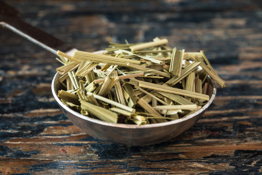 Lemongrass in a Tablespoon