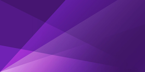 abstract  purple background with white transparent layers