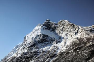 Montagne de Norvège