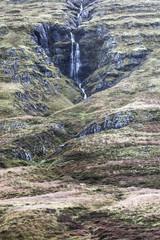 Chute d'eau des Fjords Islandais