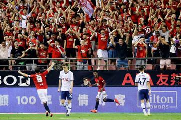 International Champions Cup - Tottenham Hotspur v Manchester United