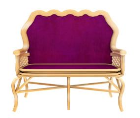 Vintage Stuhl, Freisteller