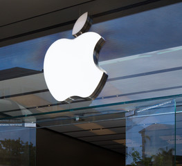 Apple Retail Store Entrance
