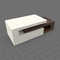 Modern coffee table 2