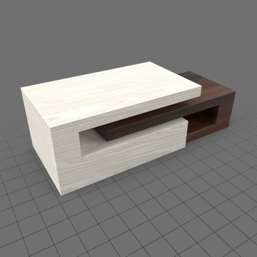 Modern coffee table 2