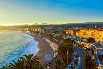 Foto op Canvas Nice Nice, France