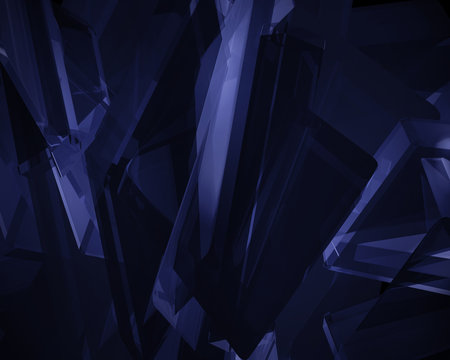 Computer generated polygonal background, suitable for wallpapers or background