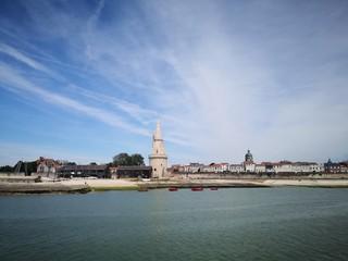 Port of city La Rochelle, France, Europe