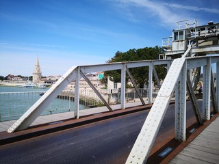 bridge La Rochelle France