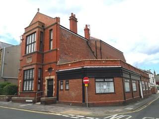 Masonic Hall, Filey, North Yorkshire, UK
