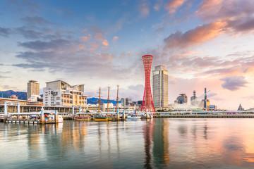 Fotomurales - Kobe, Japan Cityscape
