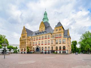 Foto op Canvas Oude gebouw Recklinghausen