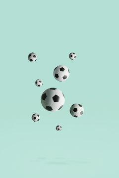 Football / soccer balls