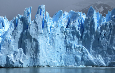 Printed kitchen splashbacks Glaciers The Perito Moreno Glacier is a glacier located in the Los Glaciares National Park in the Santa Cruz province, Argentina. It is one of the most important tourist attractions in the Argentine Patagonia