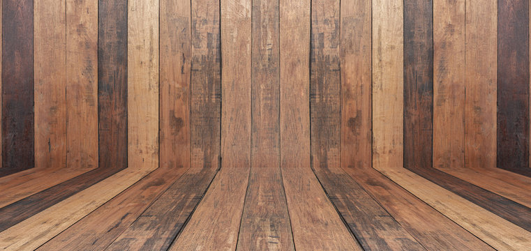 Background table wood top floor empty for design