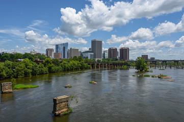 Richmond Virginia RVA The River City