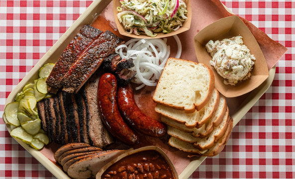 Texas Style Barbecue