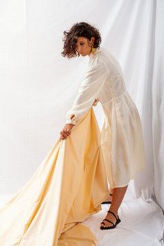 Organic Fashion Concept
