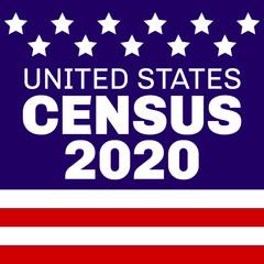 census 2020 united states - banner