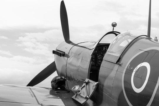 World war 2 fighter plane
