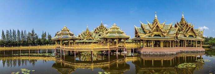 Ancient City Temple, Bangkok, Thailand Fototapete