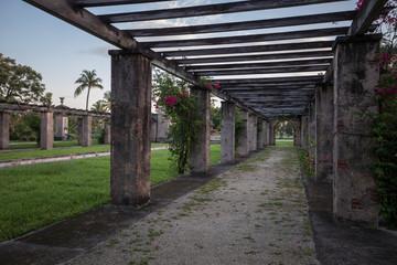 Coral Gables Granada Entrance