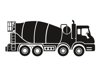 Wall Mural - CAMION TOUPIE