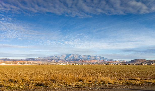 Mountains of St George, Utah