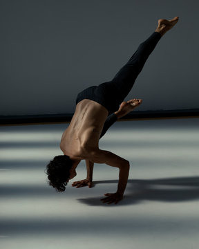 Yoga and Movement Male