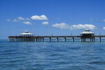 Fort Myers Beach Pier (Golfküste, Florida)