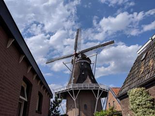 Windmill in Wolvega