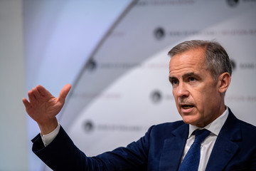 Bank Of England Inflation Report Press Conference