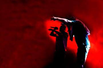 hip hop rap concierto cultura underground