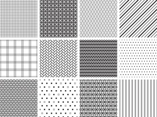 Seamless Geometric Patterns three