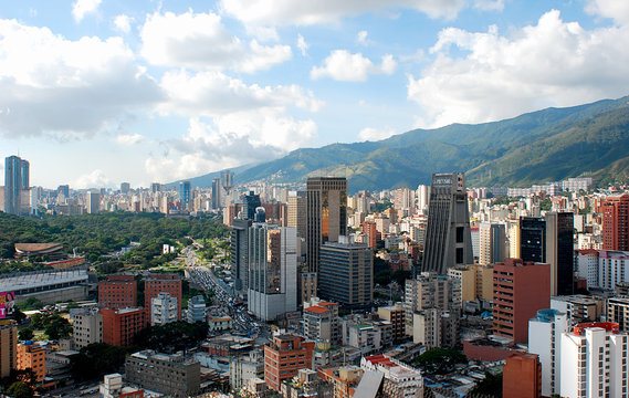 View of Caracas