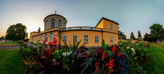 Bibliothekspavillon beim Botanischen Garten in Hannover
