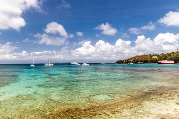 Saint Vincent and the Grenadines, Britannia bay beach, Mustique