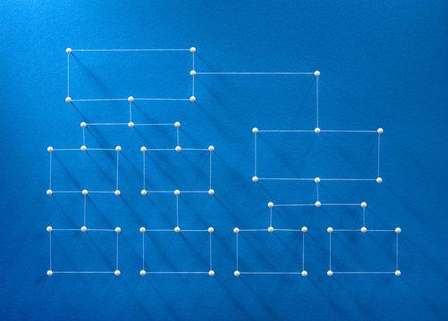 Organisational chart concept