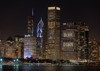 Wall Mural - Chicago Bears celebration